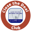 Logo for the Close the Deal Club